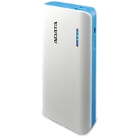 ADATA APT100-10000M-5V-CWHBL Power Bank モバイルバッテリー